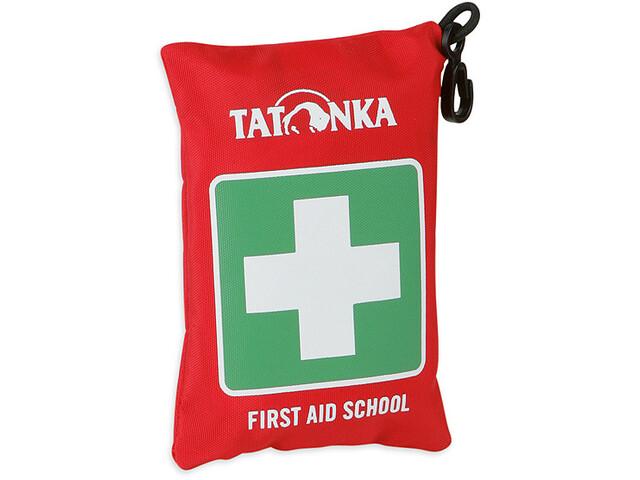 Tatonka First Aid School red